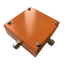 Fireproof junction boxes JBG1515М IP66 (16*2,5)