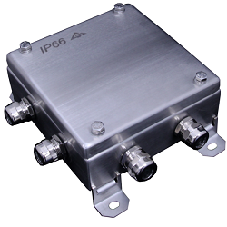 New models of fireproof junction boxes